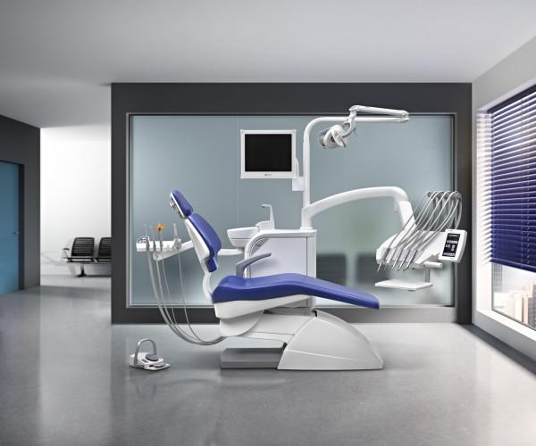 ANCAR SD - 300 Behandlungseinheit Zahnarztstuhl