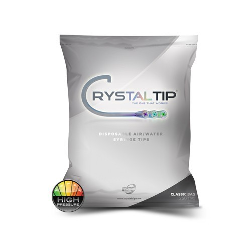 Crystal Tips Classic Bag 250 Stk.
