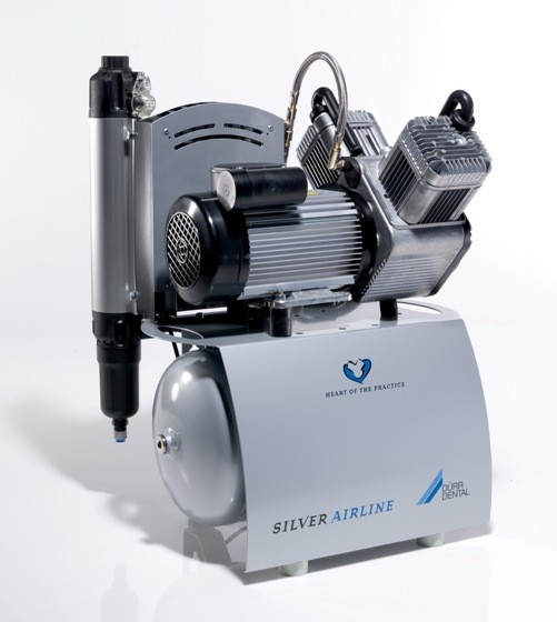 Dürr DUO 5252 Kompressor Duerr