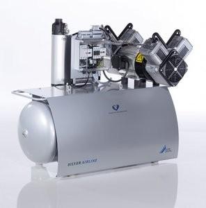 Dürr Kompressor Quattro Tandem mit 1 Aggregat
