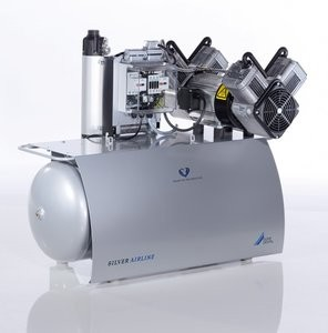 Dürr Quattro Tandem Kompressor 4642-54 1 Aggregat