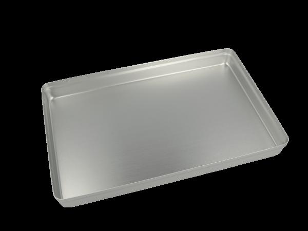 Euronda Eurotray Aluminium-Mini Deckel (ungelocht/gelocht)