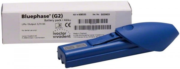 Bluephase Ersatzakku G2