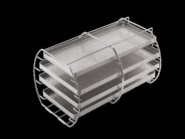 Euronda Kit Tray-Gestell XL 24l Kesselvolumen