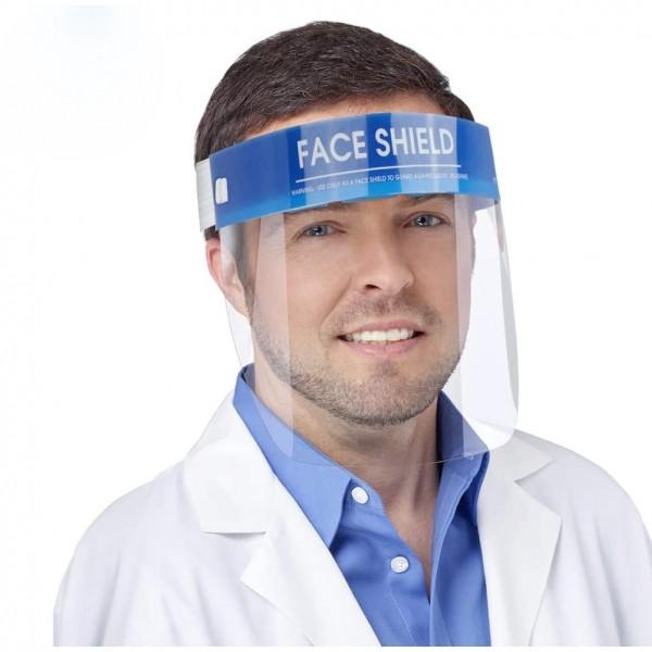 Face Shield Gesichtsschutzhaube Spuckschutz