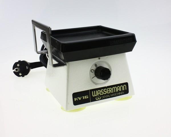 Wassermann Rüttler Typ: KV 16 Vibrator