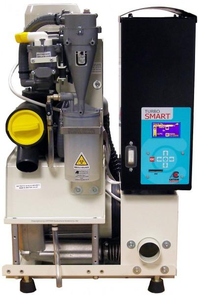 Cattani Turbo- Smart Version A Trocken- und/ oder Nassabsauganlage mit integr. Amalgamabscheider