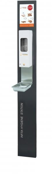 Infratronic Infra Hygiene Station zur Wandmontage
