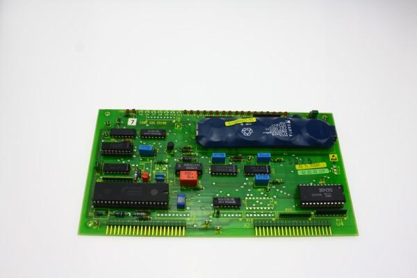 Sirona M1 Stuhlsteuerungsplatine Platine P Siemens M1