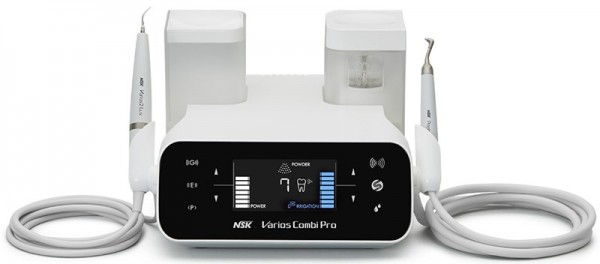 NSK Varios Combi Pro Basisset mit Prophy und Ultraschall Handstück, kpl.
