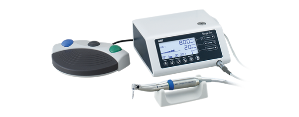 NSK Surgic Pro Chirurgiemotor mit/ohne Licht - Non Optic / Pro Optic