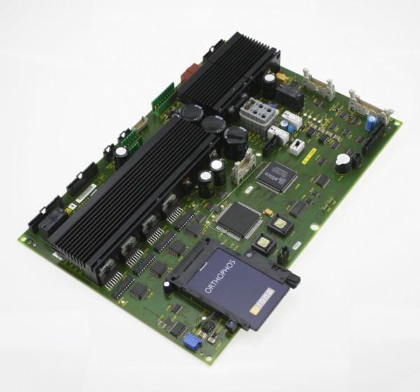 Sirona D3297 Hauptplatine DX1 mit Speicherkarte Orthophos