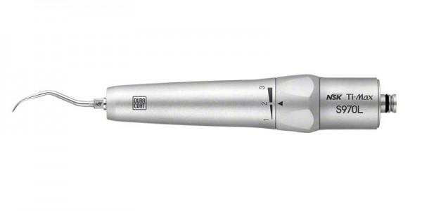 NSK Ti-Max S 970 L Airscaler mit 3 Spitzen NEU mit 3 Jahre Herstellergarantie