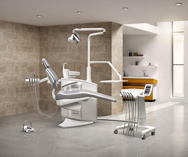 ANCAR SD - 580 Behandlungseinheit Zahnarztstuhl