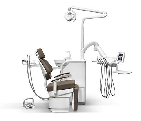 ANCAR SD - 735 Behandlungseinheit Zahnarztstuhl