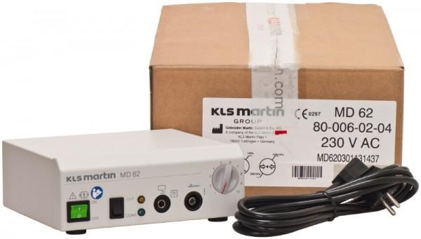KLS Martin Elektrochirurgiegerät MD 62
