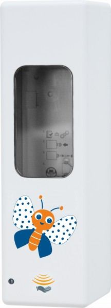 Infratronic Berühungsloser Sensorspender IT 1000 ml Kids-Edition, weiß