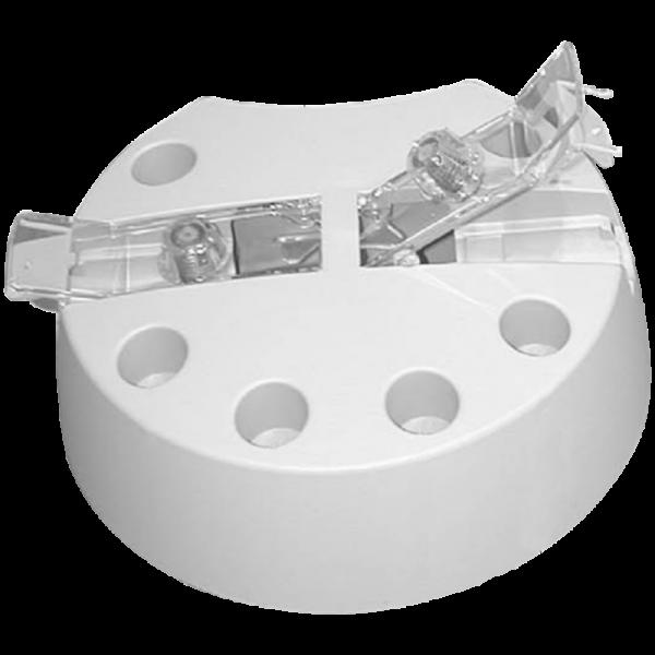 KaVo Entkeimungsaufsatz montiert