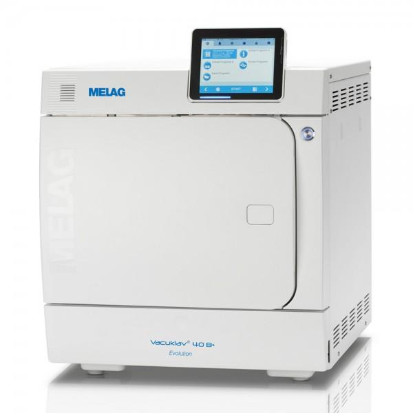 MELAG Vacuklav 40 B+ Evolution Klasse B Sterilisator