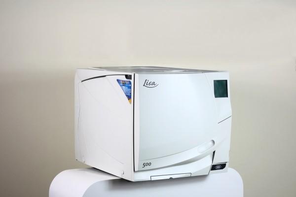 W&H Lisa 517 B - Klasse Autoklav W & H Sterilisator Dental BJ: 2010