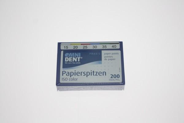 Omnident Papierspitzen