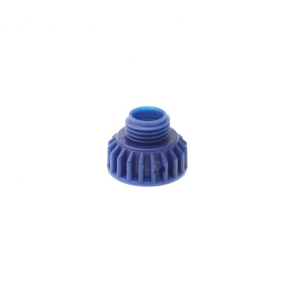 Flaschenadapter SL inkl. Dichtlippe, blau, für Infratronic Sensorspender