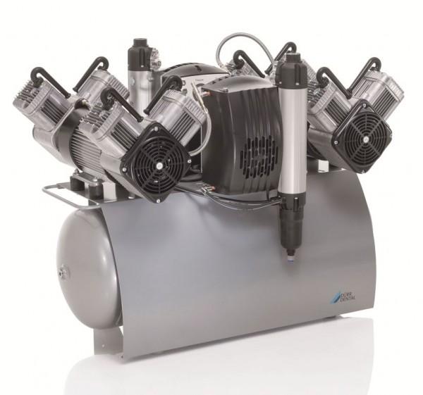 Dürr Quattro Tandem Kompressor 4682 2 Aggregate