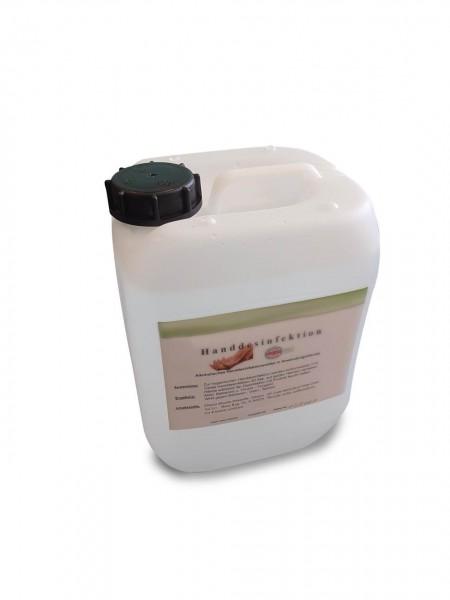 Händedesinfektionsmittel Oxilite Handdesinfektion, 5 Liter, Kanister
