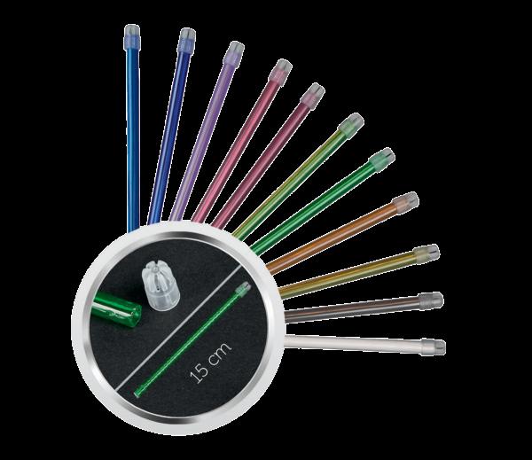 Euronda Monoart Speichelsauger 15cm Verschiedene Farben